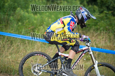 2012 USACycling Gravity Nationals.  #90B Ray Syron ROCKPORT,MA DH JR Cat 1P 17-18 M Photo by Weldon Weaver.