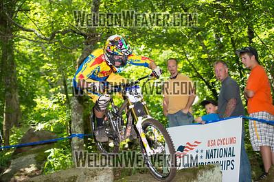 2012 USACycling Gravity Nationals.  #43 Kevin Aiello RANCHO SANTA MARGARITA,CA DH Pro M Photo by Weldon Weaver.