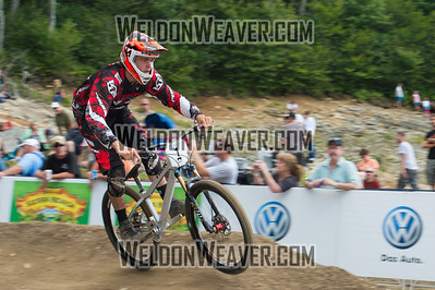2012 USACycling Gravity Nationals.  #1   Neko Mulally    Reading, PA. DS Pro M Final Photo by Weldon Weaver.