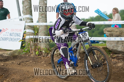 2012 Gravity Nationals. 126 Bell Noah LATONIA KY 591.33 DH M Junior 13-1. Photo by Weldon Weaver