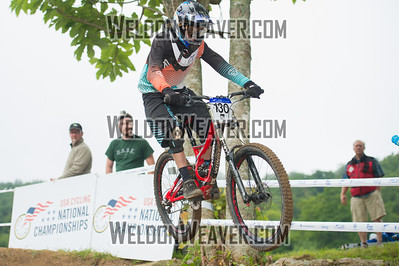 2012 Gravity Nationals. 130 Kane Michael SIMPSONVILLE SC 588.67 DH M Junior 13-1. Photo by Weldon Weaver