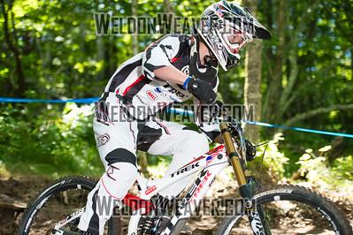 2012 USACycling Gravity Nationals.  99 3 Schroeder Jason Cat 1 M 17-18. Photo by Weldon Weaver