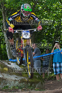 2012 USACycling Gravity Nationals.  89 17 Smith Cody Cat 1 M 17-18. Photo by Weldon Weaver