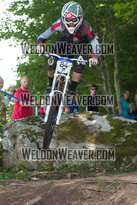 2012 USACycling Gravity Nationals.  84 7 Kaupas Max Cat 1 M 17-18. Photo by Weldon Weaver
