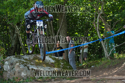 2012 USACycling Gravity Nationals.  83 10 Kaupas Wiley Cat 1 M 17-18. Photo by Weldon Weaver