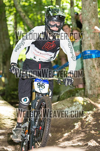 2012 USACycling Gravity Nationals.  96 1 Willie Alexander Intense Cycles Cat 1 M 17-18. Photo by Weldon Weaver