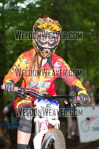 2012 USACycling Gravity Nationals.  5 4 Daney Lauren Pro F. Photo by Weldon Weaver