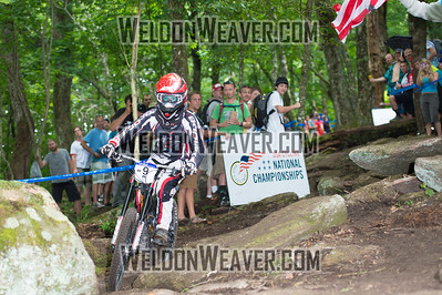 2012 USACycling Gravity Nationals.  9 8 Allison Taylor Fastline Racing/ Zerode Pro F. Photo by Weldon Weaver
