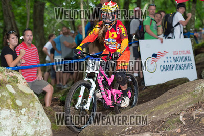 2012 USACycling Gravity Nationals.  5 4 Daney Lauren Pro . Photo by Weldon Weaver2012 USACycling Gravity Nationals.  5 4 Daney Lauren Pro F. Photo by Weldon Weaver