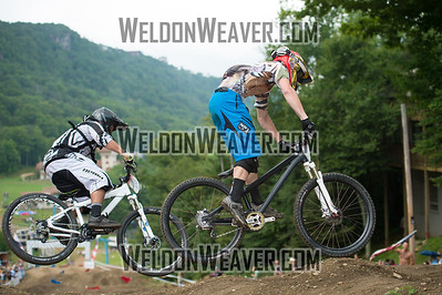 2012 USACycling Gravity Nationals.  #70R Daniel Ennis PISGAH FOREST,NC DS M Sen Cat 1 19-29 Photo by Weldon Weaver.