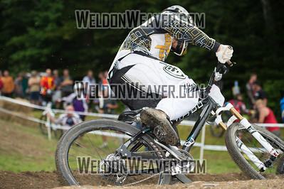 2012 USACycling Gravity Nationals.  #79R Steven Penland SUMMERVILLE,SC DS M Sen Cat 1 19-29 Photo by Weldon Weaver.