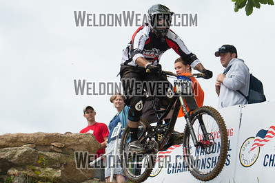 2012 USACycling Gravity Nationals.  #450B Cory Diamond ORMOND BEACH,FL CAT 3 Men 19-29 Photo by Weldon Weaver.
