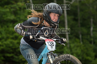 2012 USACycling Gravity Nationals.  #138R Nicole Kendle LOVELAND,OH DS F Cat 123 Photo by Weldon Weaver.