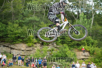 2012 USACycling Gravity Nationals.  #7R Tim Mangini BENICIA,CA M Pro Qualifying Photo by Weldon Weaver.