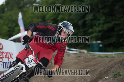 2012 USACycling Gravity Nationals.  #3R Brian Buell JAMESTOWN,CO M Pro Qualifying Photo by Weldon Weaver.