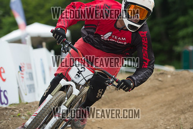2012 USACycling Gravity Nationals.  #2R Michael Buell NEDERLAND,CO M Pro Qualifying Photo by Weldon Weaver.