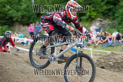2012 USACycling Gravity Nationals.  #10R Neko Mulally READING,PA M Pro Qualifying Photo by Weldon Weaver.