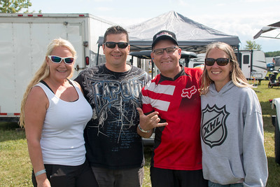 On, Grand Bend Racetrack