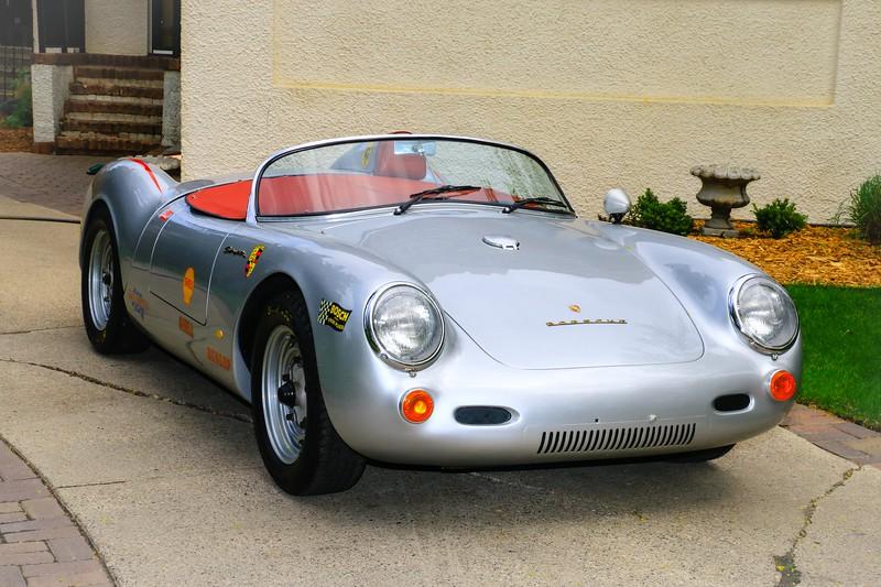 1955 550 Spyder
