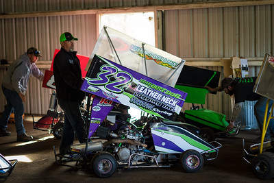 Outlaw Kart Racing  Winter - 11/6/2016