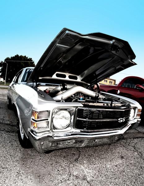 Drag Radial '71 Chevelle SS