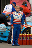 Terry Labonte stopped to post for a real photographer