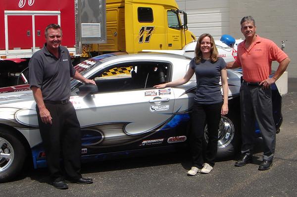 Propane Drag Car (NMRA Keystone)