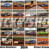 Street Stocks 2014 poster A