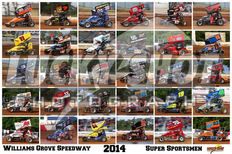 Super sportsmen 2014A Logo