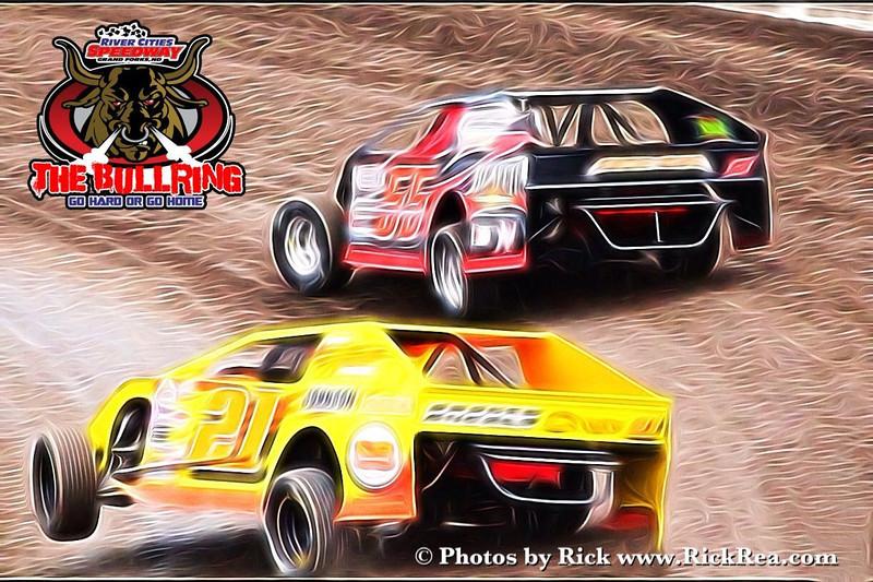 "Race Car Art ""Wheels Up"""