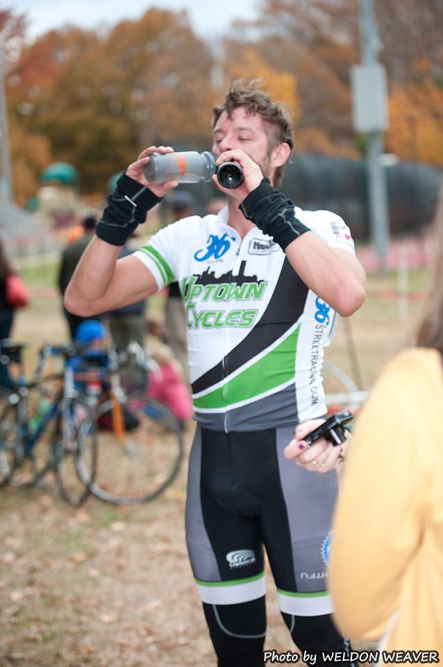 Charlotte, NC. 2011 NCCX5. Wojtek Dyszkiewicz Uptown Cycles p/b 36th Street Racing Charlotte, NC