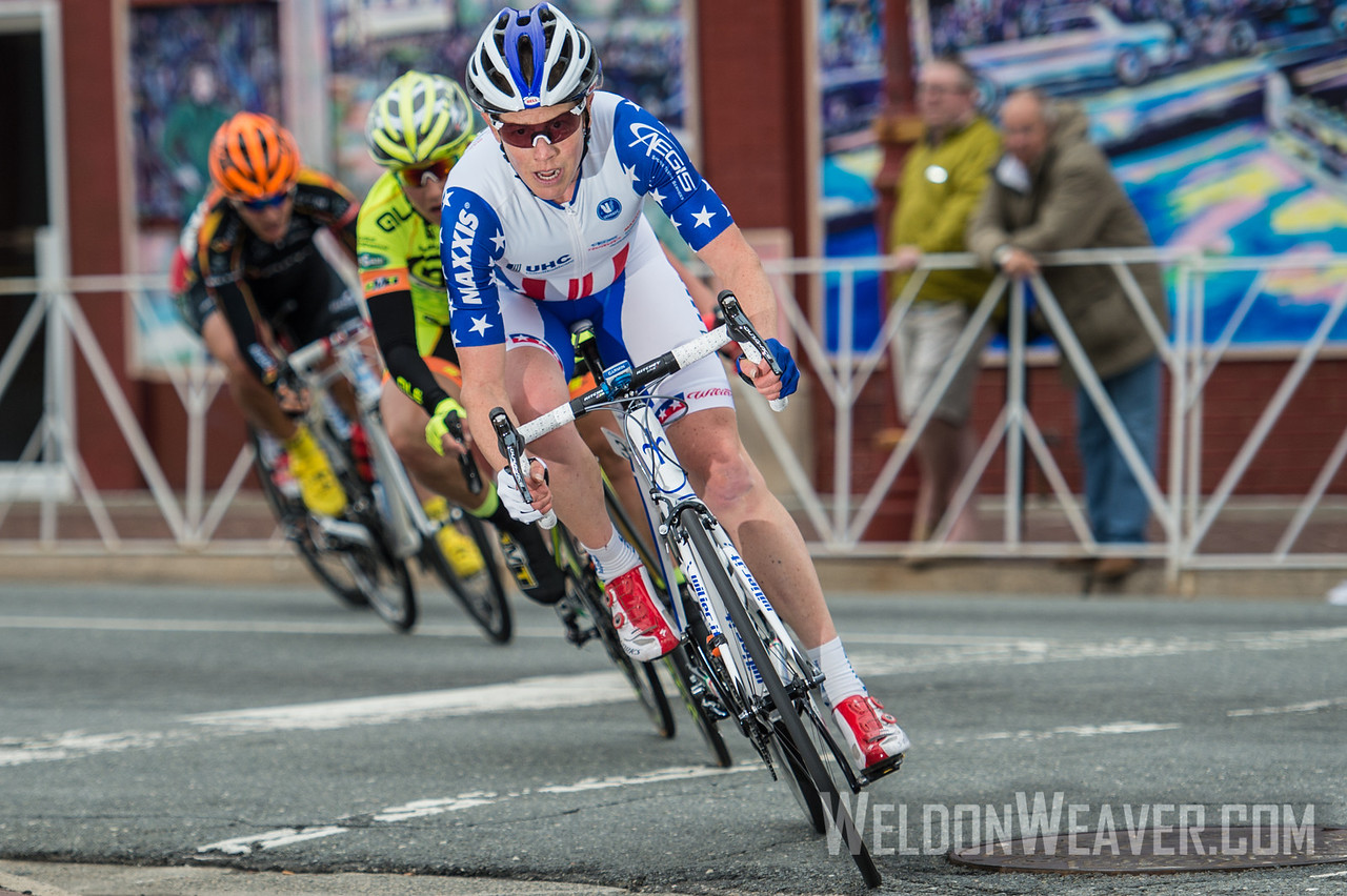 Alison Powers 2014 Winston Classic.  Photo by Weldon Weaver.