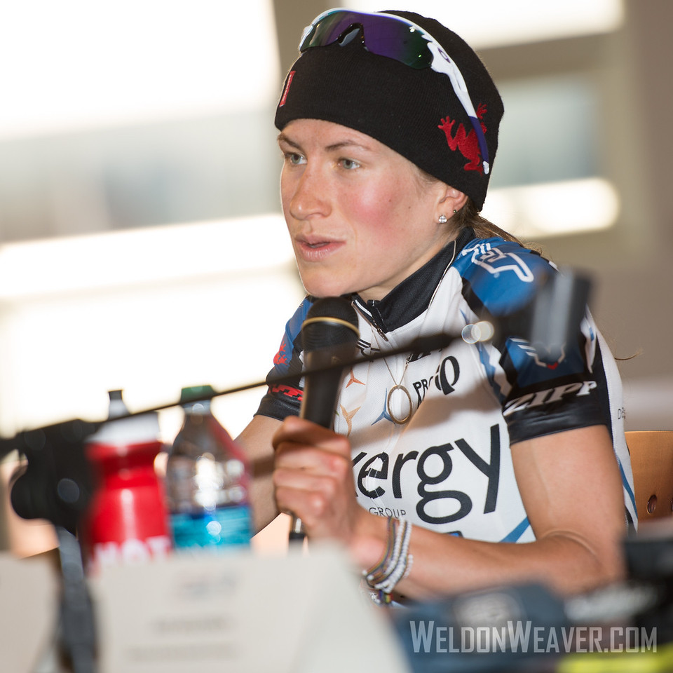 Mara Abbott.  QOM, 2013 US Pro Championships.  Chattanooga, TN.  Photo by Weldon Weaver.