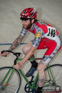 Nick Barlow.  Giordana Velodrome racing.  May 2013.  Rock Hill, SC.