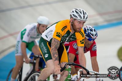 Nick Barlow.  Giordana Velodrome racing.  August 3rd, 2012.  Rock Hill, SC.