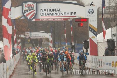Men 40-49 Non Champ Tuesday.  Photo by Weldon Weaver,