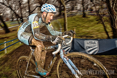 Adam MYERSON. Winner Men 40-49 Non Champ Tuesday.  Photo by Weldon Weaver,
