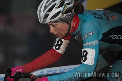Allison Arensman 3rd palce. North Carolina Grand Prix Day 1.  Hendersonville, NC.  Photo by Weldon Weaver.