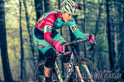 Allison Arensman. 2013 NCGP Day 2. Hendersonville, NC.  Photo by Weldon Weaver.