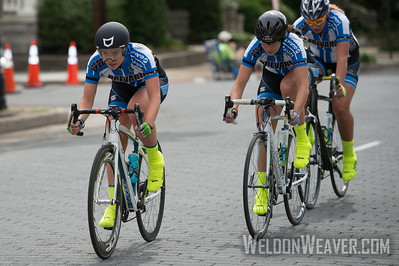 Allison Arensman Brevard Team.  2014 Collegiate Nationals.  Richmond, Virginia.  Photo by Weldon Weaver.