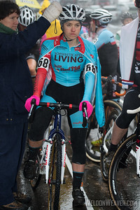Allison Arensman 3rd place.  North Carolina Grand Prix Day 1.  Hendersonville, NC.  Photo by Weldon Weaver.