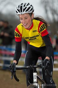 Meredith Blake.  2012 NCCX11 Hendersonville.  Photo by Weldon Weaver