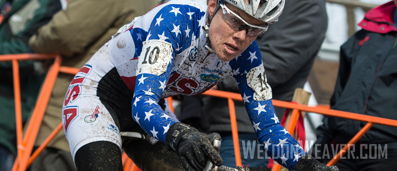 Georgia GOULD.  2013 CX Worlds. Louisville, KY USA. Photo by Weldon Weaver