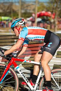 2012 USGP Louisville.  COMPTON Katherine Trek Cyclocross Collective