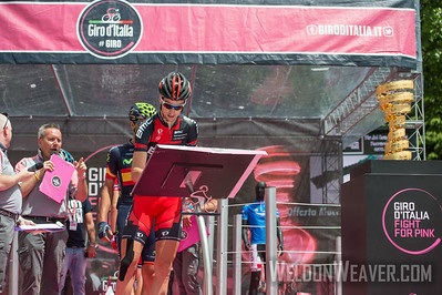 2013 Giro. Taylor Phinney.