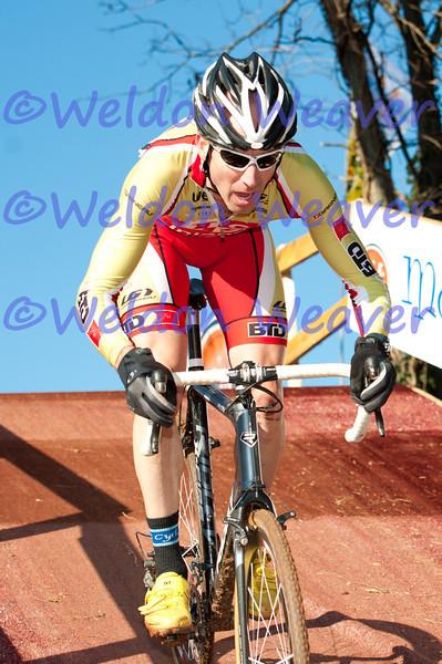 Scott Frederick. NCCX 10 State Championships Winton Salem, NC Decmeber 18. 2011. Photo by Weldon Weaver
