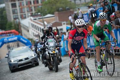 Ben King Richmond 2015 World Championships.  Photo by Weldon Weaver.