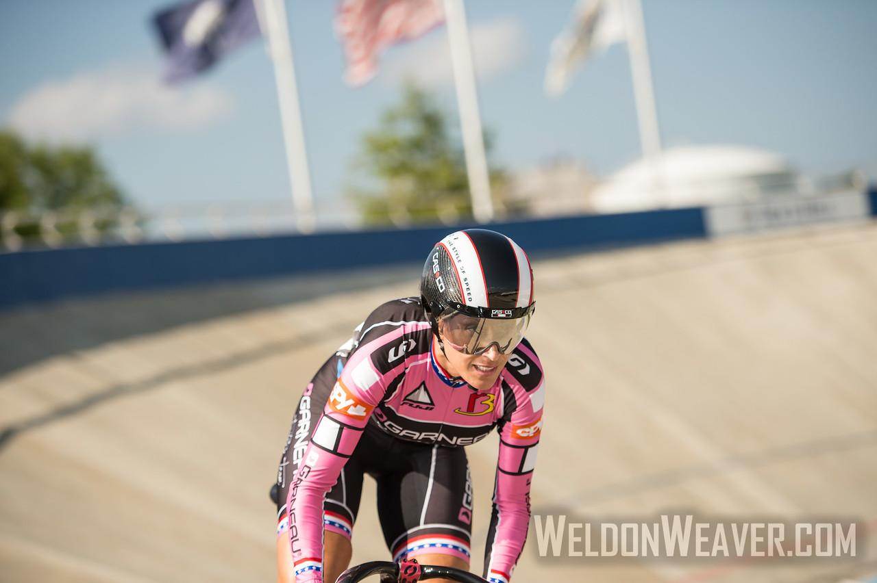 2014 TrackNats Omnium Rock Hill.  Photo by Weldon Weaver.