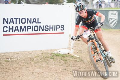 2018 MTB Nats Short Track. Photo by Weldon Weaver.