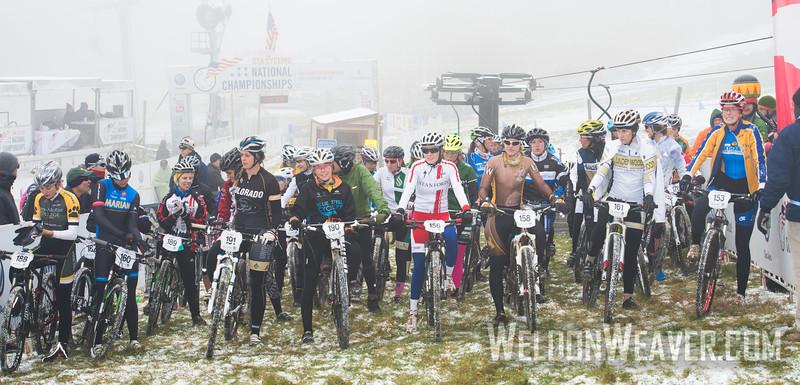 USA Cycling Collegiate Mountain Bike National Championships<br /> Oct. 25-27 - Beech Mountain, NC